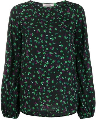 Schumacher Dorothee floral blouse