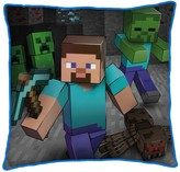 Thumbnail for your product : Minecraft Creeps Cushion