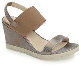 The Flexx Women's 'Give A Lot' Slingback Wedge