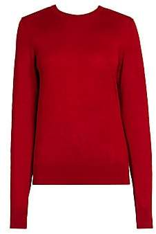 Dolce & Gabbana Women's Silk & Cashmere Sweater
