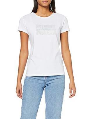 Napapijri Women's Sefro T-Shirt,Large