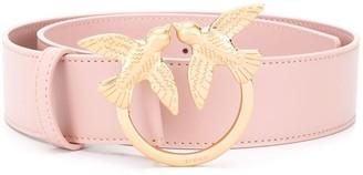 Pinko Swallow Plaque Belt