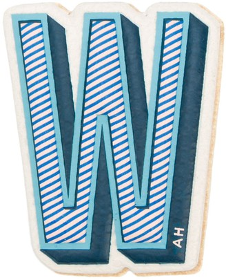 Anya Hindmarch W sticker