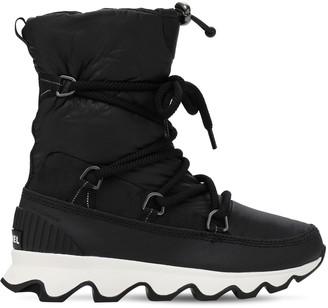 Sorel Kinetic Waterproof Fabric Boots