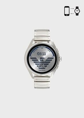 Emporio Armani Smartwatch 3 Matte Silver
