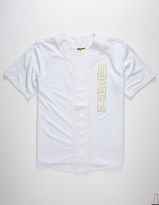 DGK Clutch Custom Mens Baseball Jersey