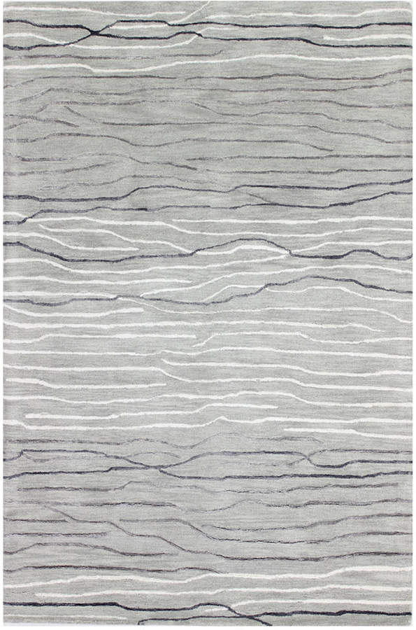 """Kenneth Mink Waves 14"""" Square Swatch"""