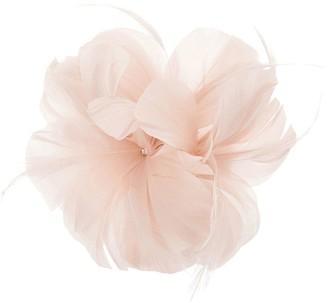 Accessorize Abigail Flower Clip - Pink