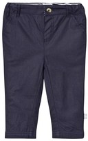 The Little Tailor Navy Chino Shorts