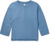 Sasquatchfabrix. - Sashiko-stitched Cotton Sweatshirt