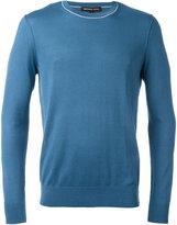 Michael Kors knitted sweater - men - Silk/Cotton - S