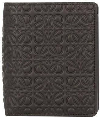 Loewe Repeat compact zip wallet