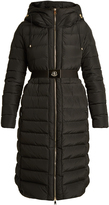 Moncler Imin hooded quilted-down coat