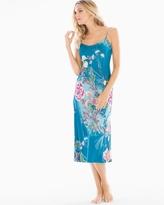 Soma Intimates Serene Long Nightgown Seaport Blue