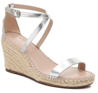 Charles by Charles David Nola Espadrille Wedge Sandal