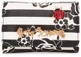 Betsey Johnson Glam Garden Trifold Wallet