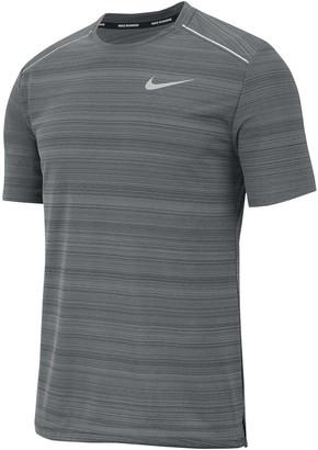 Nike Mens Dri-FIT Miler Running Tee