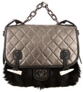 Chanel Limited Edition Dallas Cowboy Messenger Bag