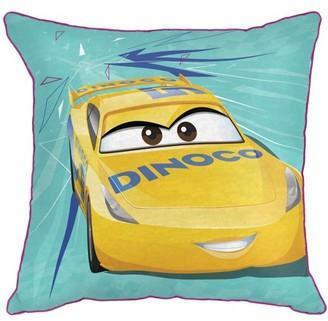 Disney Pixar Cars Disney Cars 3 Cruz Retro Decorative Pillow