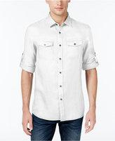 Michael Kors Men's Tailored-Fit Dual-Pocket Shirt
