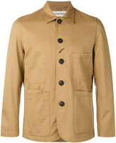 Universal Works single breasted coat - men - Cotton/Polyester - S