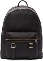 Coach 1941 Black Flag Backpack
