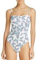Vilebrequin Butterflies One Piece Swimsuit
