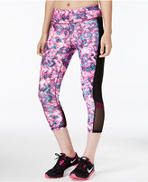 Printed Capri Leggings - ShopStyle