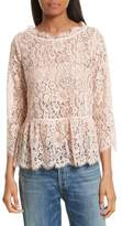 Joie Women's Koda Lace Top