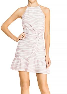 Parker Alma Printed Mini Dress