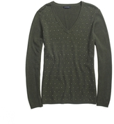 Tommy Hilfiger Classic Studded Dot Sweater