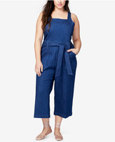 Rachel Roy Trendy Plus Size Jumpsuit