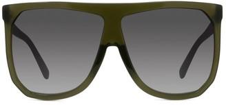 Loewe 63MM Mask Sunglasses