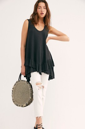 Free People We The Free Shimmy Sasha Tank