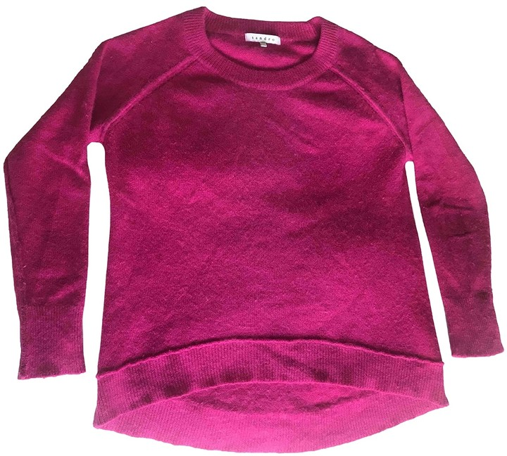 Sandro Pink Knitwear for Women