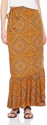 LIRA Women's Elsa Paisley Wrap Skirt