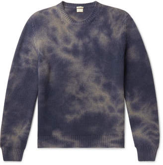 Massimo Alba Tie-Dyed Cashmere Sweater