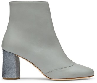Alexis Isabel Willa Grey Ankle Boot