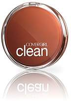 Cover Girl Clean Pressed Powder Foundation Natural Beige .39 oz.