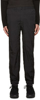 Alexander Wang Black Nylon Lounge Pants