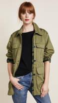 MiH Jeans Lang Reversible Jacket