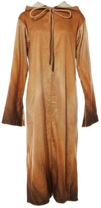 Fendi Brown Cashmere Coat for Women