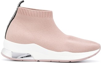 Liu Jo High-Top Sock Sneakers