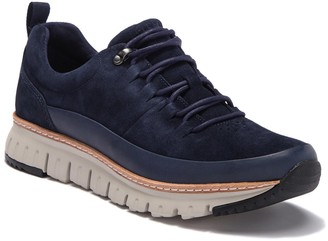 Cole Haan Zerogrand Suede Leather Rugged Oxford