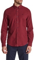 Timberland Slim Fit Gingham Check Sport Shirt