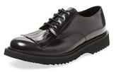 Prada Fringed Derby Shoe