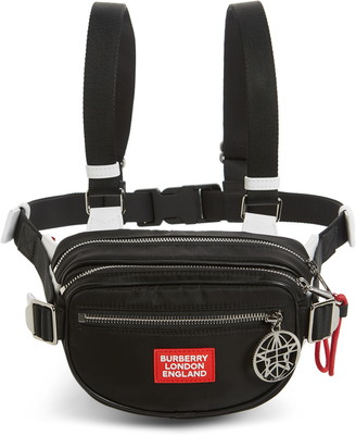 Burberry Cannon ECONYL(R) Cannon Harness Bag