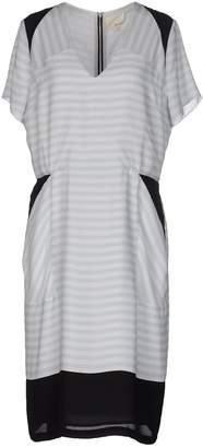 Band Of Outsiders Knee-length dresses - Item 34655287AL