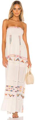 Tularosa Felicity Embroidered Dress
