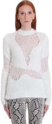 Taverniti So Ben Unravel Project Knitwear In White Wool